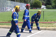 Vancouver Island Fire Fighters